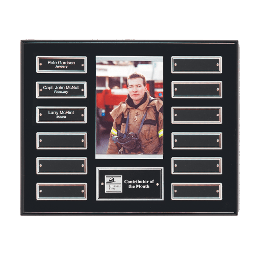 High Gloss Perpetual Photo Plaque