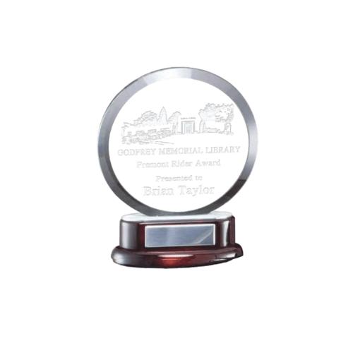 Personalized Award