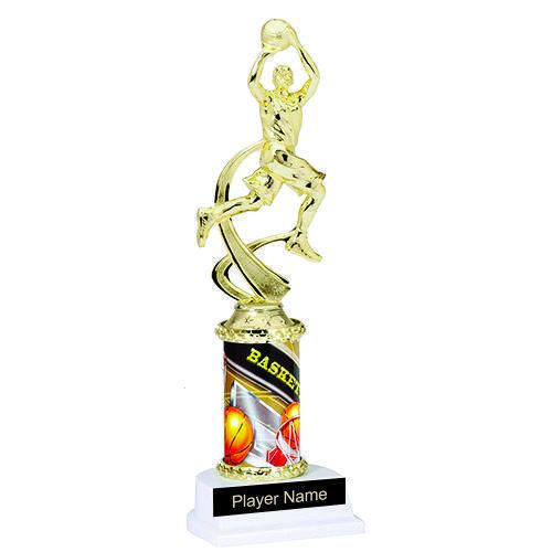 Basketball Trophy Award