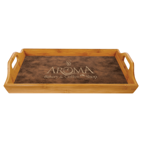 Bamboo Serving Tray 1