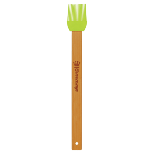 Silicone Baster Brush with Bamboo Handle - 6 Colors 3
