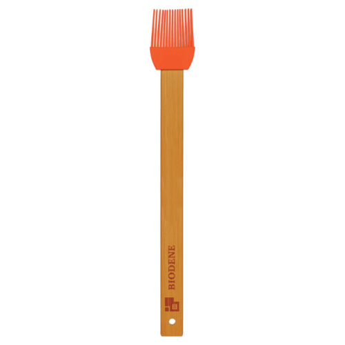 Silicone Baster Brush with Bamboo Handle - 6 Colors 5