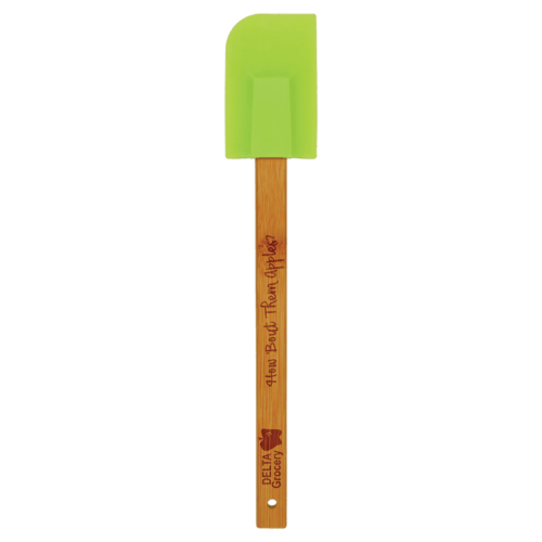 Silicone Spatula with Bamboo Handle - 6 Colors 3