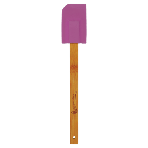 Silicone Spatula with Bamboo Handle - 6 Colors 6