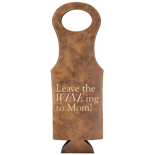 Personalized Wine Bag - 12 Colors 1