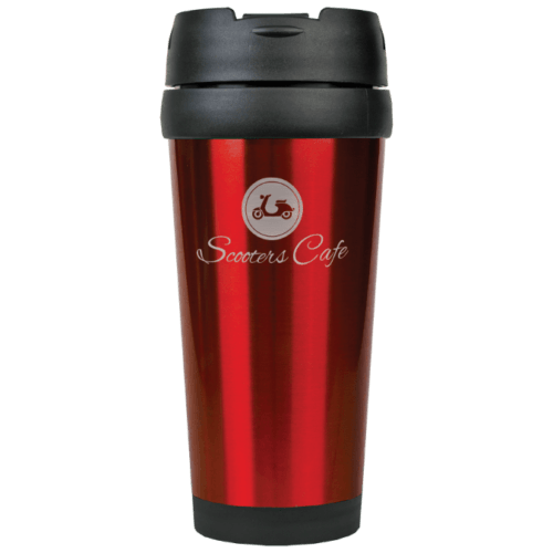 Gloss Travel Mug (16 oz.) - 5 Colors 1