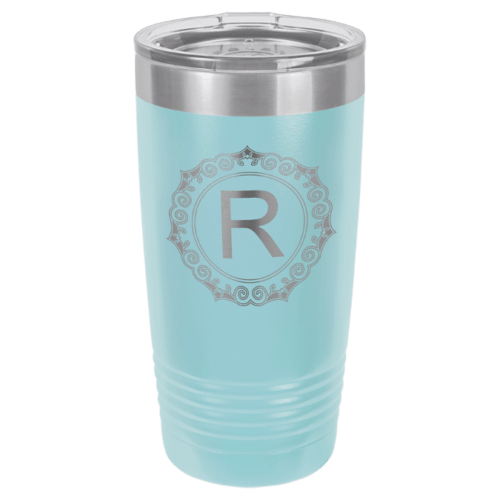 20 oz. Insulated Ringneck Tumbler with Clear Lid - 15 Colors 1