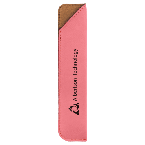Personalized Pen Sleeve