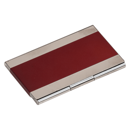 Personalized Metal Business Card Holder 4