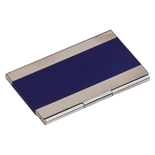 Personalized Metal Business Card Holder 2