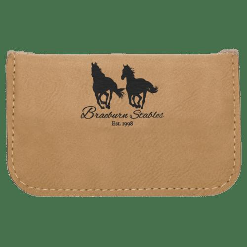 Leatherette Flexible Card Case - 6 Colors 2