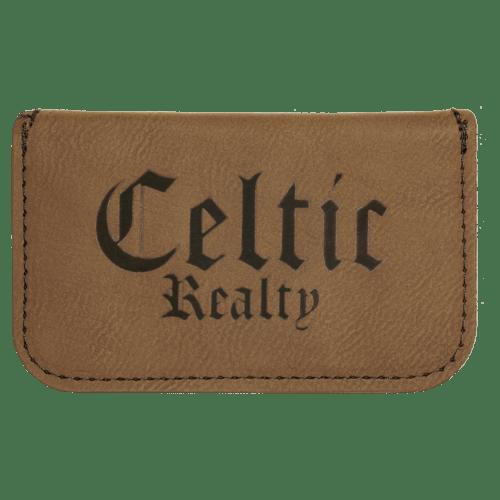Leatherette Flexible Card Case - 6 Colors 1