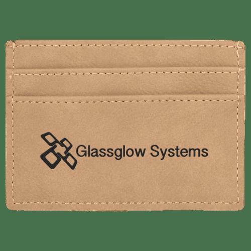 Leatherette Wallet/Money Clip - 7 Colors 2
