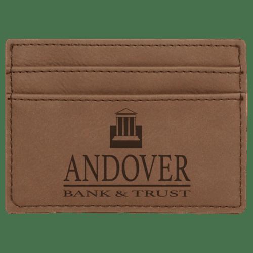 Leatherette Wallet/Money Clip - 7 Colors 3