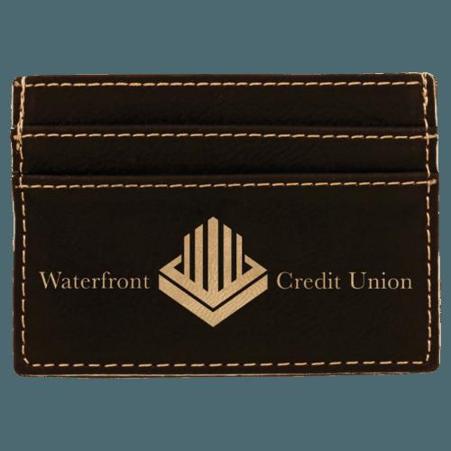 Leatherette Wallet/Money Clip - 7 Colors 4