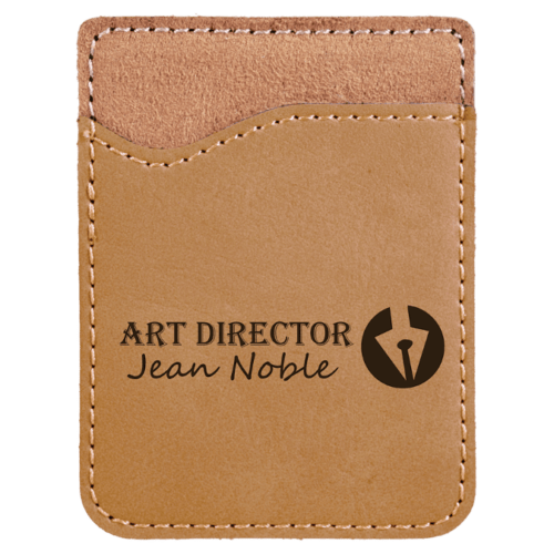 Leatherette Cell Phone Wallet - 11 Colors 2