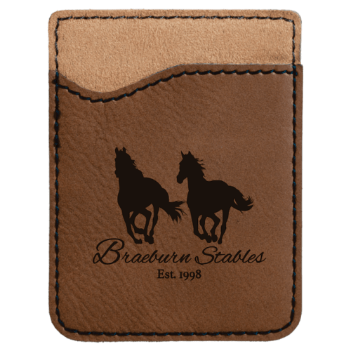 Leatherette Cell Phone Wallet - 11 Colors 3