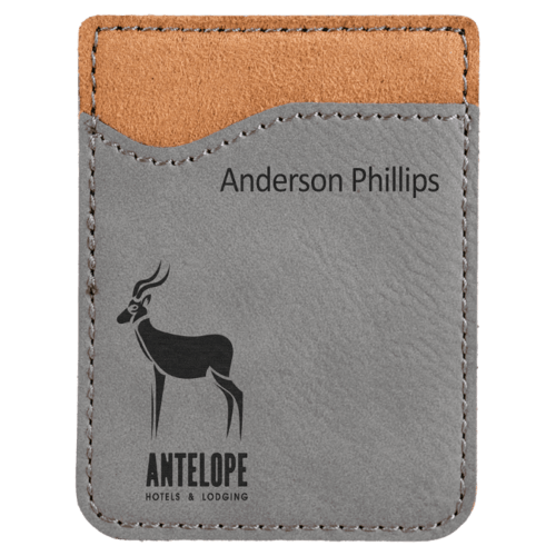Leatherette Cell Phone Wallet - 11 Colors 6