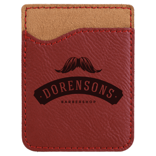 Leatherette Cell Phone Wallet - 11 Colors 1