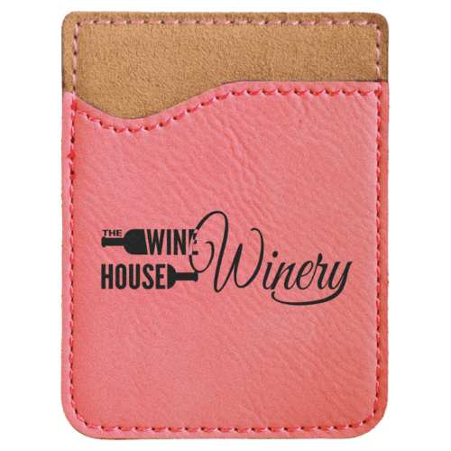Leatherette Cell Phone Wallet - 11 Colors 8
