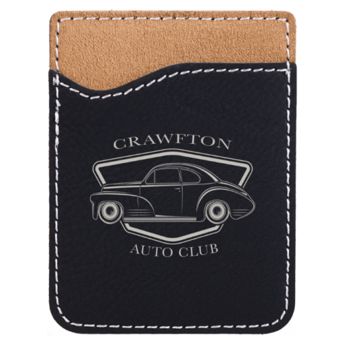 Leatherette Cell Phone Wallet - 11 Colors 9