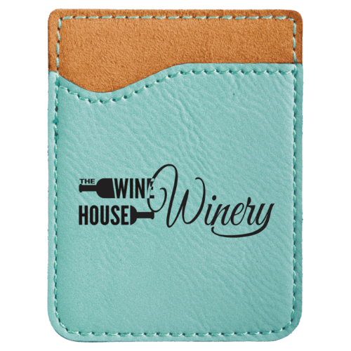 Leatherette Cell Phone Wallet - 11 Colors 10