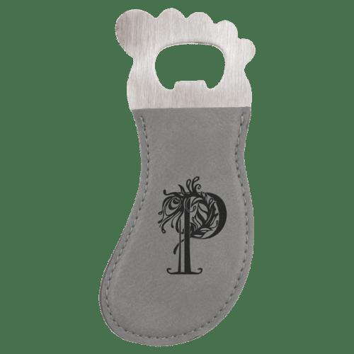 Magnetic Bottle Opener (Foot Shaped) - 10 Colors 6
