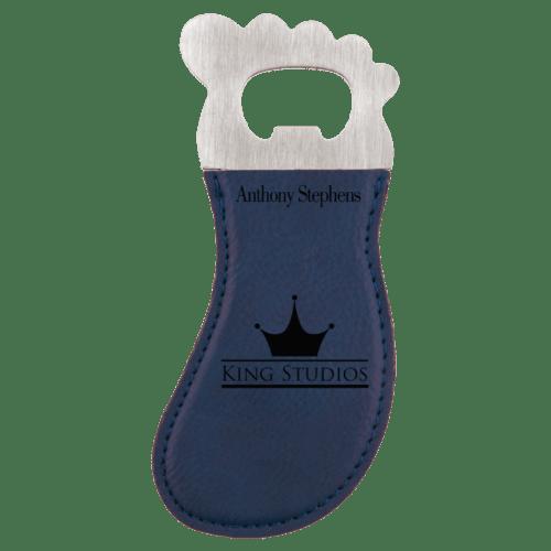 Magnetic Bottle Opener (Foot Shaped) - 10 Colors 7