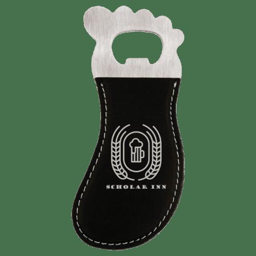 Magnetic Bottle Opener (Foot Shaped) - 10 Colors 2