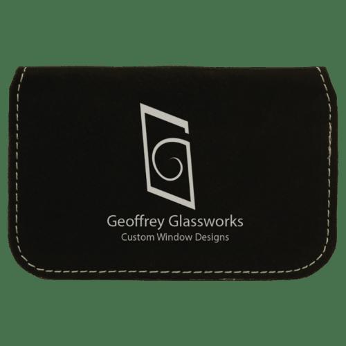 Leatherette Flexible Card Case - 6 Colors 5