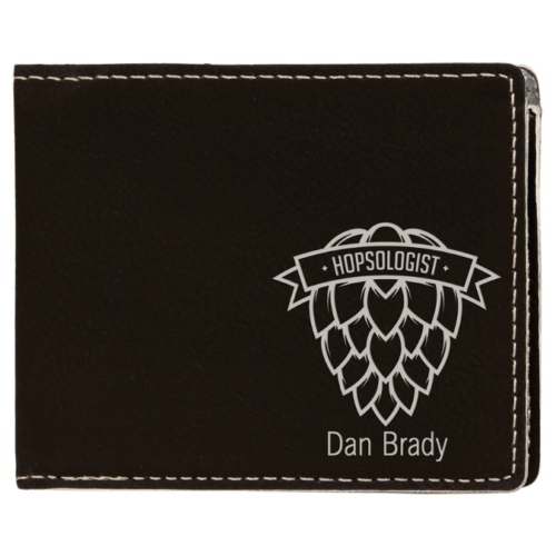 Leatherette Bifold Wallet - 7 Colors 1