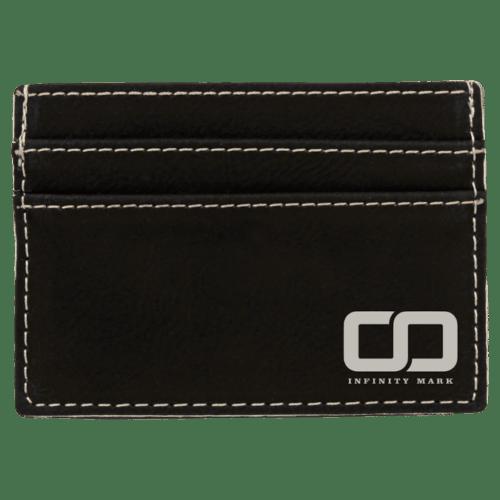 Leatherette Wallet/Money Clip - 7 Colors 7