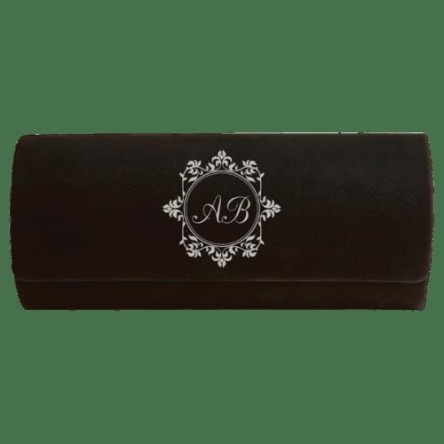 Leatherette Eyeglass Case - 6 Colors 4
