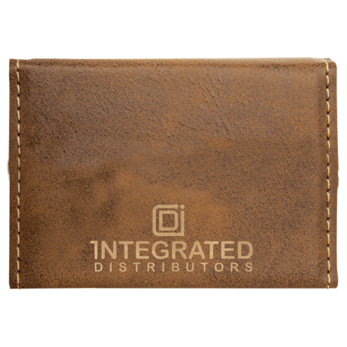 Leatherette Hard Card Case with Magnetic Closure - 11 Colors 11