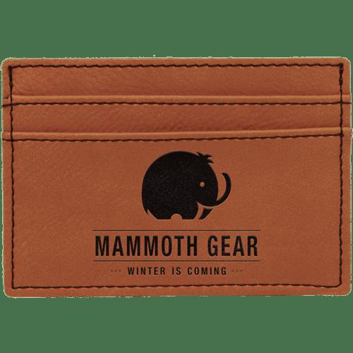 Leatherette Wallet/Money Clip - 7 Colors 5