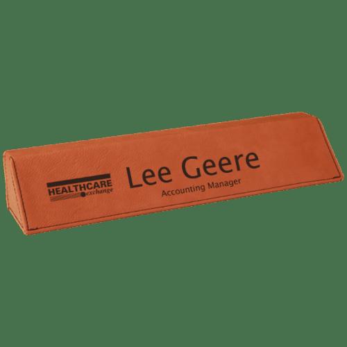 Desk Name Bar 1