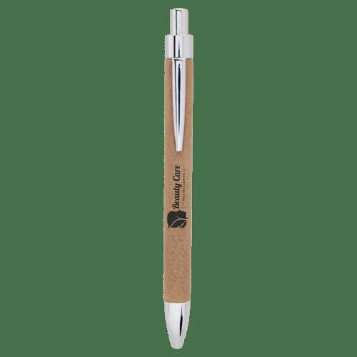 Leatherette Ballpoint Pen - 11 Colors 1