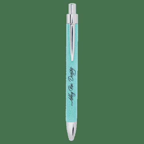 Leatherette Ballpoint Pen - 11 Colors 10