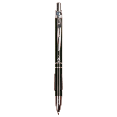 Gloss Ballpoint Pen with Grippers