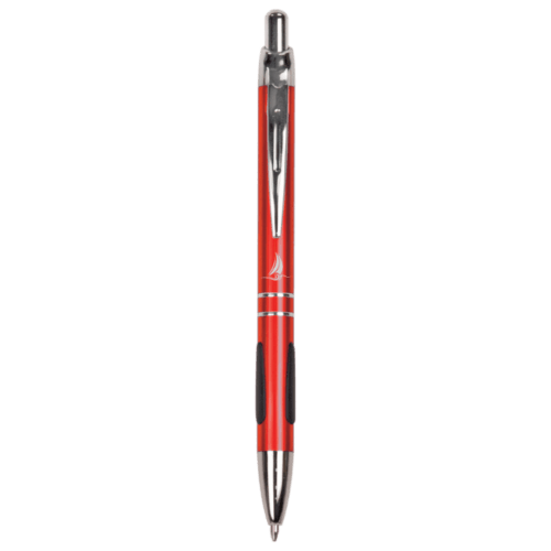Gloss Ballpoint Pen with Grippers - 5 Colors 4