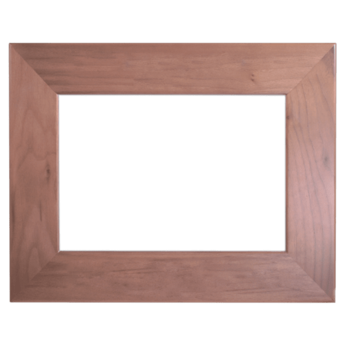 Wooden Photo Frame - Multiple Sizes and Colors 5