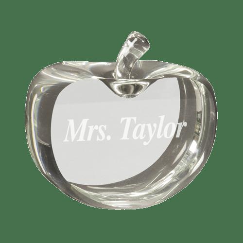 Crystal Apple 1