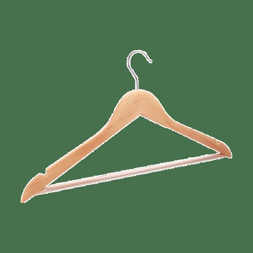 Maple Clothes Hanger 2