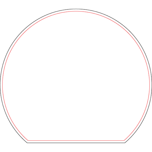 Round Full Color Acrylic - 3 Sizes 4