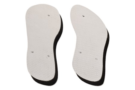Adult Full Color Flip Flops - 4 Sizes 2