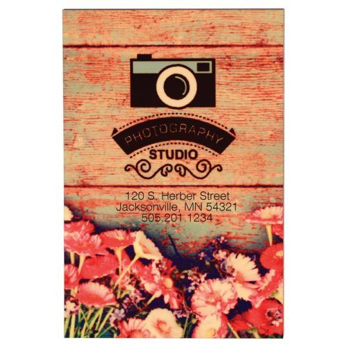 Personalized Glossy Rectangle Magnet 2