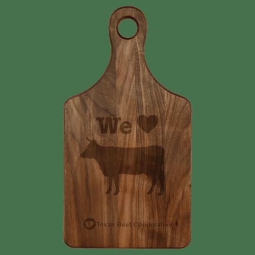Paddle Shaped Cutting Board - 4 Styles 1