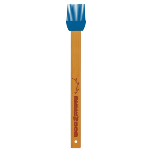 Silicone Baster Brush with Bamboo Handle - 6 Colors 2