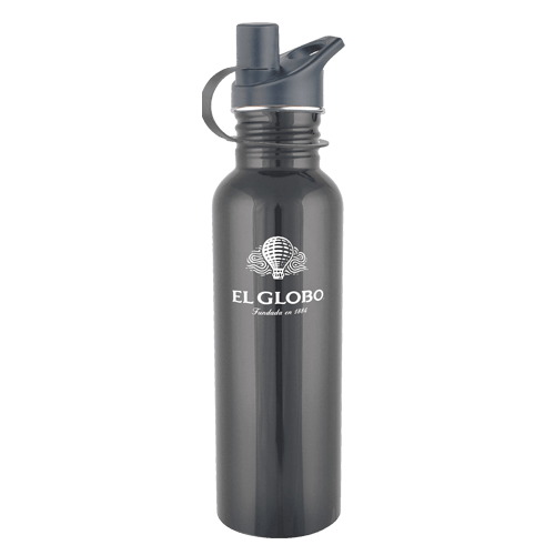 25oz Stainless Steel Water Bottle with Sport Cap - 5 Colors 1
