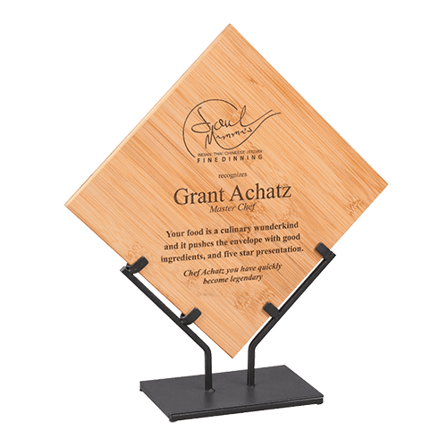 Engraved Award